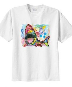 Artsy Shark New T Shirt AY