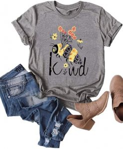 Bee Kind T-Shirt Graphic T Shirt AY