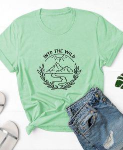 Into The Wild T-Shirt AY