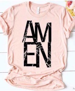 New AMEN TSHIRT AY