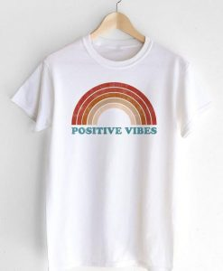 Positive Vibes T Shirt AY