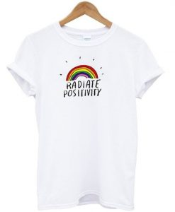 Radiate Positivity T-shirt AY
