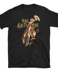Ride Sally Ride Graphic AY