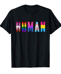 We are ALL Human T-Shirt AY