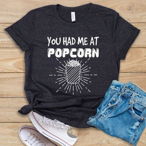 You Had Me At Popcorn AY