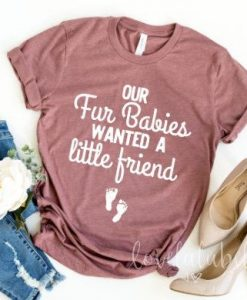 FOR BABIES TSHIRT AY