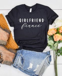Fiancé Shirt Engaged Shirt Future AY