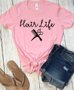 Hair life t-shirt, AY