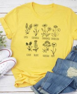 TEES TSHIRT YELLOW AY