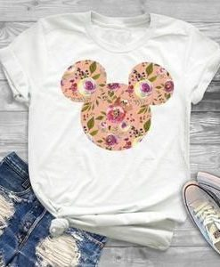 2019 Women Minnie T-Shirt Mouse Micky AY