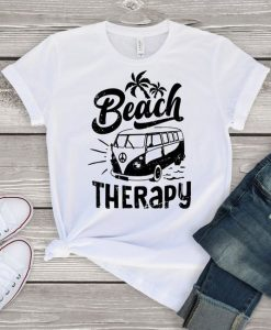 Beach Therapy Women's or Men T-Shirt AY