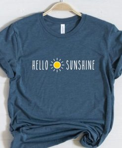 Hello Sunshine T-Shirt, AY