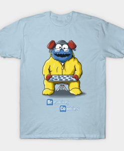 Cookie Monster t-shirtAY