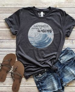 Happiness Comes in Waves AY