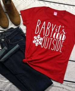 BABY OUTSIDE TSHIRT AY