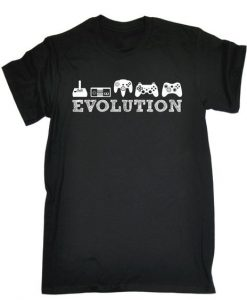 Details about Evolution Gaming T-SHIRT AY
