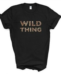 Details about WILD THING T-SHIRT AY
