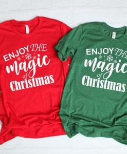 Enjoy The Magic Christmas AY