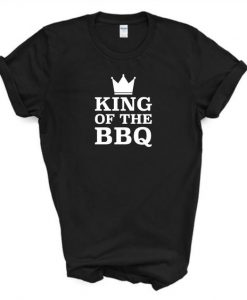 King of The Barbeque t-shirt AY