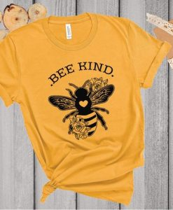 Let it Bee kind shirt AY