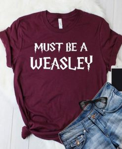 Must Be A Weasley, AY