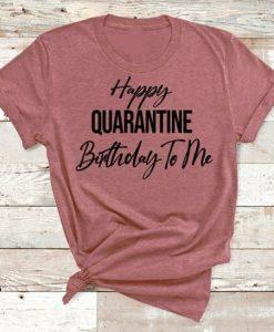 Quarantine Birthday AY