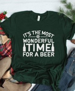 TIME FOR A BEER TSHIRT AYTIME FOR A BEER TSHIRT AY