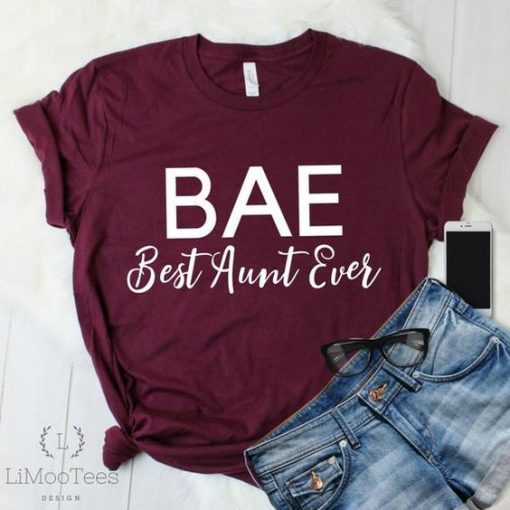 """This """"BAE Best Aunt Ever"""" AY"""