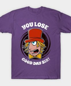 Willy Wonka t-shirt AY