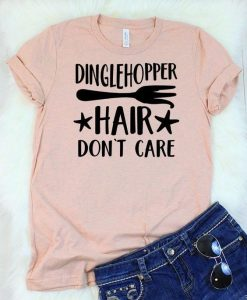 About Dinglehopper Hair T Shirt AY