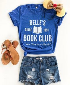 BOOK CLUB TSHRIT AY
