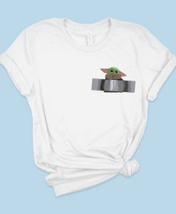 Baby Yoda Duct Tape ShirtAY