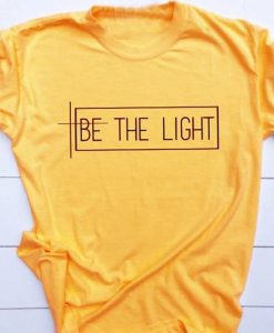 Be The Light T-Shirt AY
