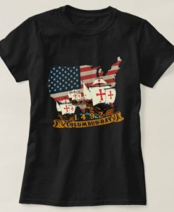 Columbus Day T-Shirt AY