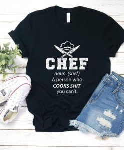 Cooking Shirt Funny Chef Shirts Gift For Cook TshirtAY