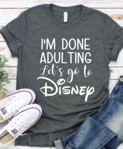Disney's I'm Done Adulting, AY