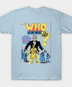 Doctor Who t-shirt AY