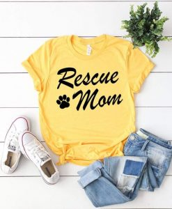 Dog Rescue Mom Adult AY
