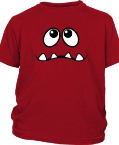 Funny Monster T-Shirt AY