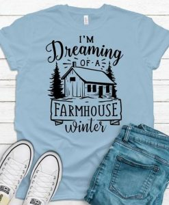 I'm Dreaming Of A Farmhouse Winter AY