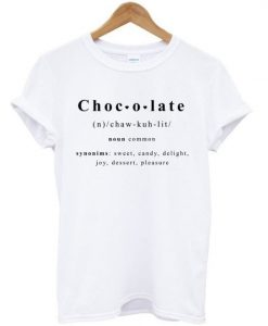Another chocolate DH T Shirt AY