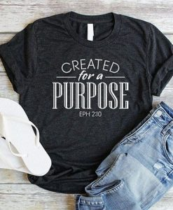 Created For A Purpose AY