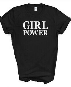 GIRL POWER TSHIRT AY