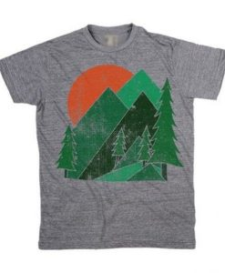 About Mountain T-Shirt