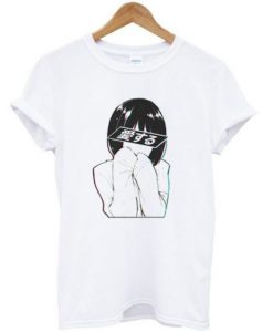 Aisuru Japanese Girl Graphic T-shirt