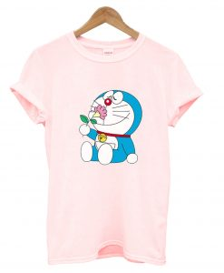 Anime Doraemon T-Shirt