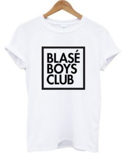 Blase Boys Club T-shirt