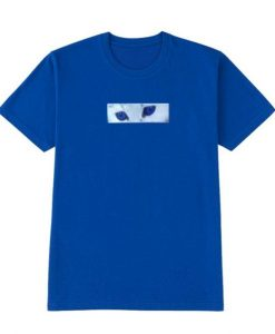 Blue Cat Eyes T-shirt