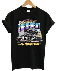 Dale Earnhardt No Mercy Tour T-Shirt