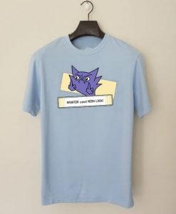 Haunter Used Mean Look Pokemon Parody T-Shirt
